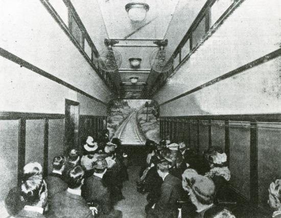Hales train