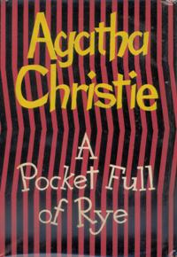 a pocket full of rye 3 characters in a pocket full of rye 4 literary significance and reception going on the only clue, a pocket full of rye found on the victim, miss marple begins investigating marple realizes the murders are arranged according to the pattern of a childhood nursery rhyme, sing a song of sixpence.